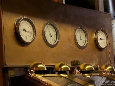Bruichladdich - Instrumente