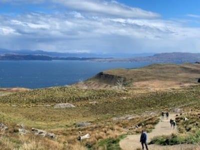 Skye - Aufstieg zum Old Man of Storr