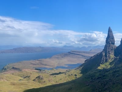 Skye - Old Man of Storr Panorama