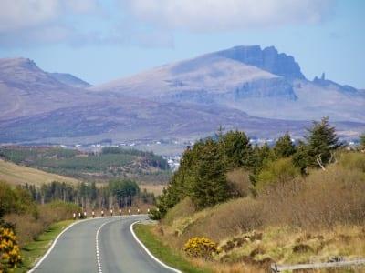Skye - Auf dem Weg zum Old Man of Storr