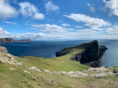 Skye - Neist Point Panorama