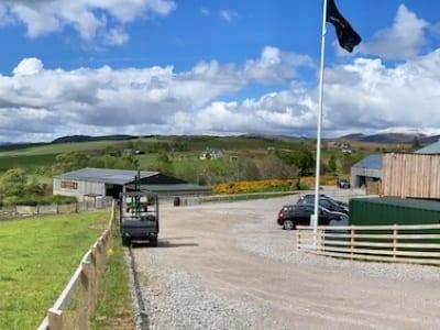 Glen Wyvis Distillery