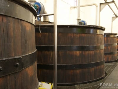 Benromach - Washbacks