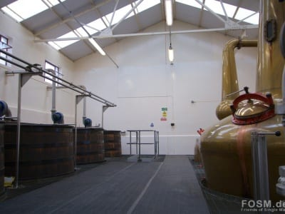 Benromach - Still House