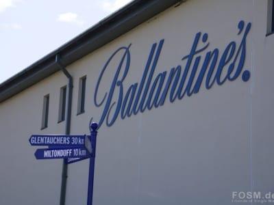 Glenburgie - Wegweiser