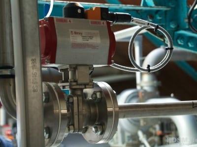 Miltonduff - Technik