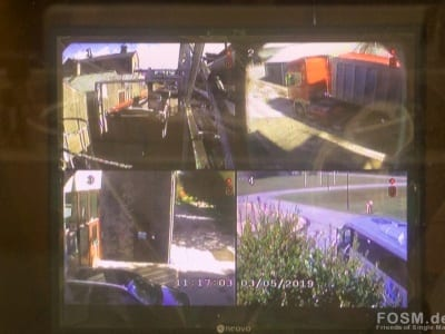 Miltonduff - Kameras