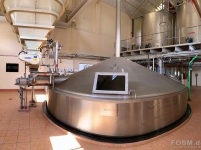 Mortlach Distillery - Mashtun
