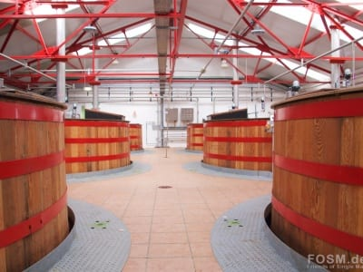 Mortlach Distillery - Washbacks