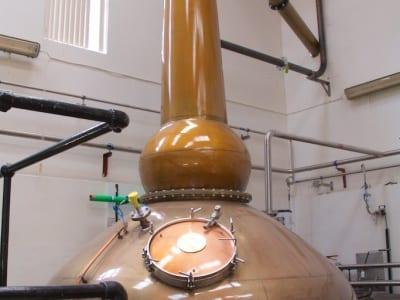 Mortlach Distillery - Wee Witchie aus der Nähe