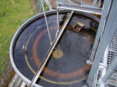 Mortlach Distillery - Wormtub von oben