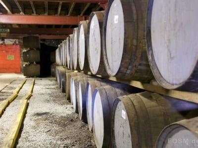 Mortlach Distillery - Lagerhaus Impressionen