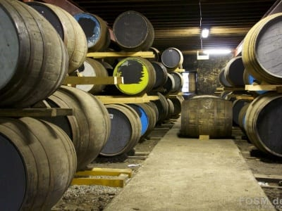 Mortlach Distillery - Lagerhaus Impressionen 2