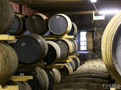 Mortlach Distillery-Lagerhaus Impressionen 3
