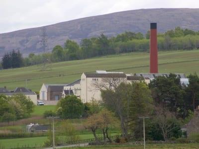 Benrinnes Distillery