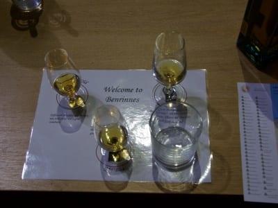 Benrinnes - Lagerhaus Tasting