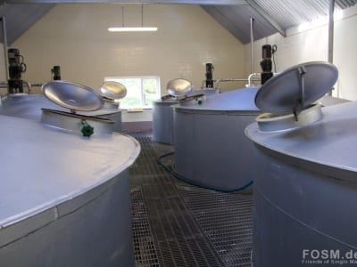 BenRiach - Washbacks