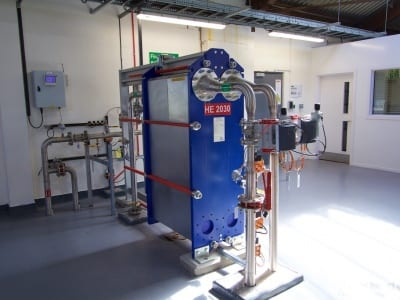 Clynelish - Heat Exchanger