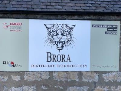 Brora - Project Stafford