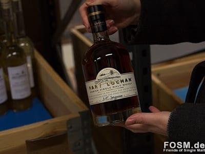 Fary Lochan - Das Endprodukt im Flaschenlager