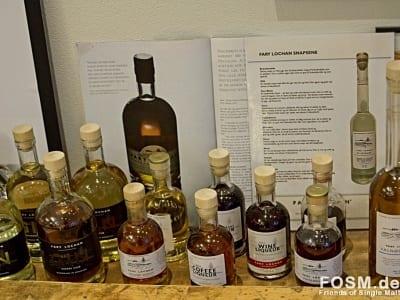 Fary Lochan - Verkostung der Produkte