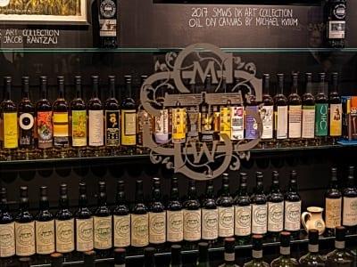 SMWS -Musem - einige seltene Flaschen