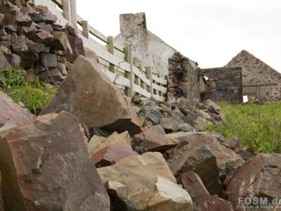 Ruinen von Gartbreck