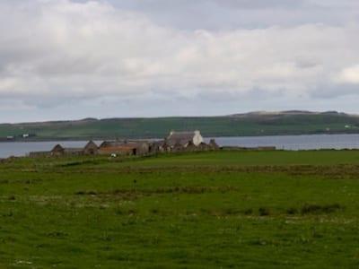 Gartbreck am Ufer vom Loch Indaal