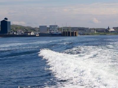 Hafen von Port Ellen