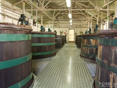 Lagavulin - Washbacks