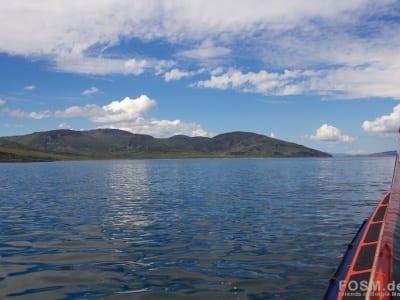 Beinn Bheigier und Claggain Bay