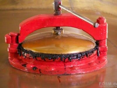 Manhole der Wash Still