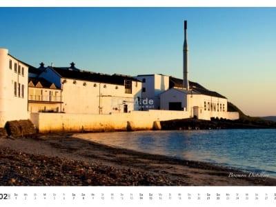 Kalender 2015: Februar - Bowmore