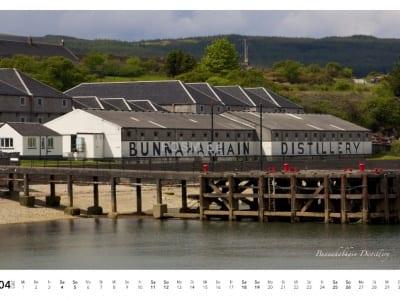 Kalender 2015: April - Bunnahabhain