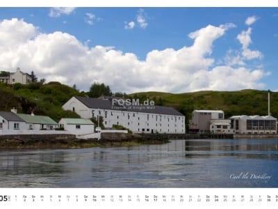 Kalender 2015: Mai - Caol Ila