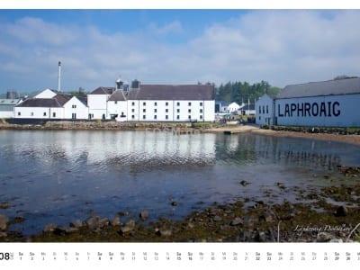 Kalender 2015: August - Laphroaig