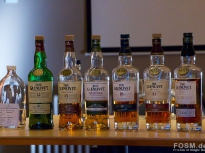 The Glenlivet - Tasting