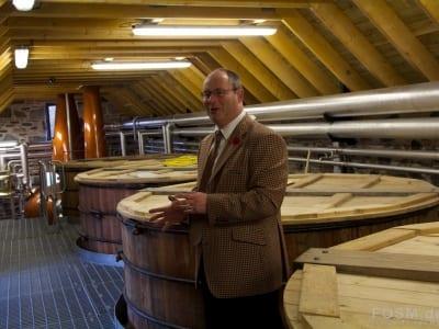 Ballindalloch Distillery Stillhouse
