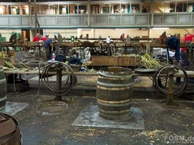 Speyside Cooperage - bei den Fassmachern