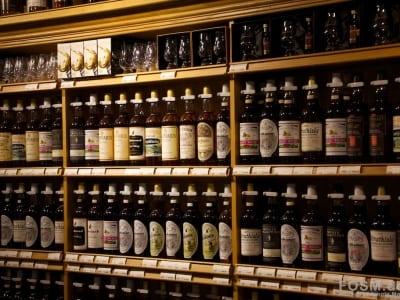 Gordon & MacPhail Shop - Flaschen I