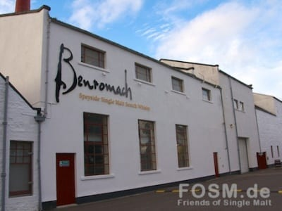 SOSWF - Roadtrip 2014 - Tasting Benromach