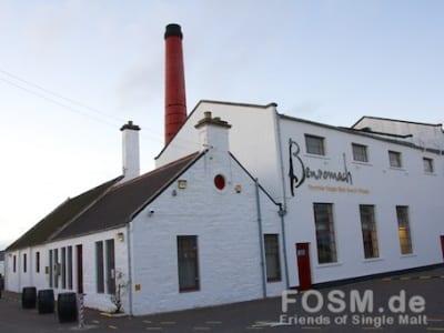 Benromach Destillery