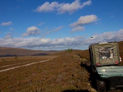 Robbie MacPhersons Smugglers Trail mit dem Argocat