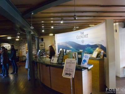 Glenlivet Visitor Center