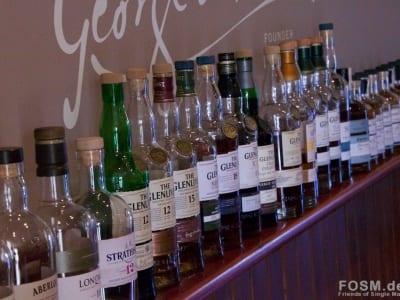 Die Bar im Tastingroom