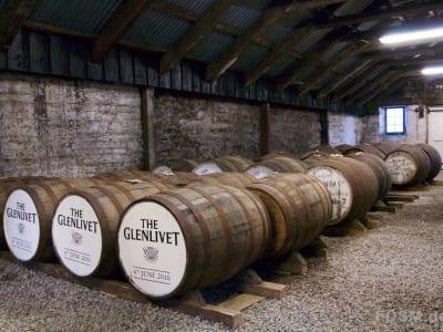 Glenlivet Dunnage Warehouse