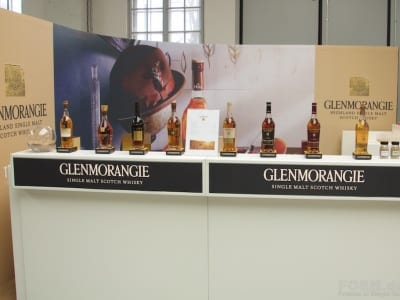 Der Glenmorangie Stand