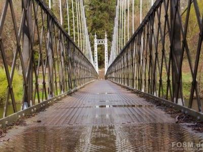 Brücke über die Spey