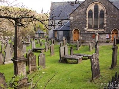 Friedhof Dufftown
