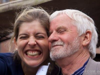 Katrin & Willie Selfie